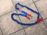 Expandable Tow Rope