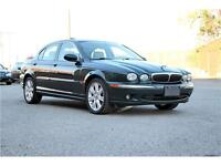 2003 Jaguar X-TYPE*Certified*E-Tested*2 Year W