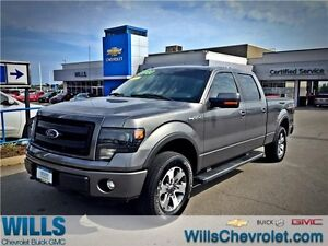 2013 Ford F-150 - fx4