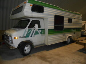 1981 CLASS C MOTORHOME TRUCKS AND MORE FOR SALE