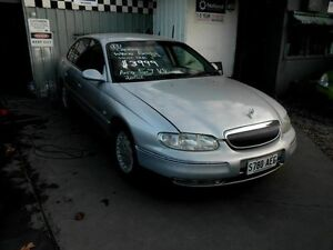 2002 Holden Caprice WH Silver Automatic Sedan Ottoway Port Adelaide Area Preview