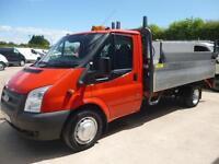 Ford Transit 2.2TDCi ( 125PS ) ( EU5 ) ( RWD ) 350M 350 MWB Diesel