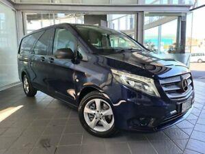 2016 Mercedes-Benz Vito 447 119BlueTEC Crew Cab 7G-Tronic + Blue 7 Speed Sports Automatic Van