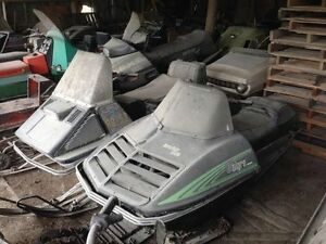 Looking for Cheap Old Snowmobiles/quads/dirtbikes!