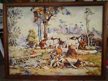 TAPESTRY FRAMED Adamstown Newcastle Area Preview