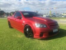 2010 Holden Commodore VE II SS-V Redline Edition Sizzle 6 Speed Automatic Utility Maddington Gosnells Area Preview
