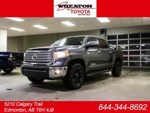 2015 Toyota Tundra Limited, 3M Hood, DT Rims, Running Boards, Na
