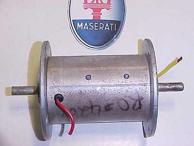Maserati Bora Heater Fan Blower Motor Air Conditioning Merak OEM