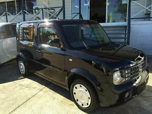 2003 Nissan Cube Black 3 Speed Automatic Wagon Underwood Logan Area Preview