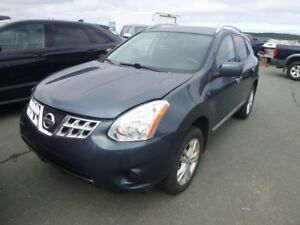 2012 Nissan Rogue SV LOW KM, AWD! Backup cam