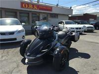 CAN-AM SPYDER RSS 2011