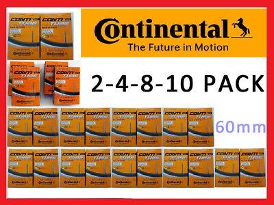 NEW IN BOX Continental RACE 28 700c x 20-25 60mm LONG STEM Presta Valve RVC Tube