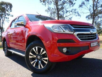 2016 Holden Colorado RG MY17 LTZ Pickup Crew Cab Red 6 Speed Sports Automatic Utility Singleton Singleton Area Preview