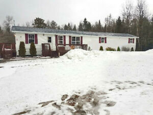 Custom Built 3 Bedroom Home On 1 Acre Developed Lot