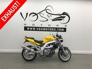 2004 Suzuki SV650-Stock#V2834-Free Delivery in the GTA**