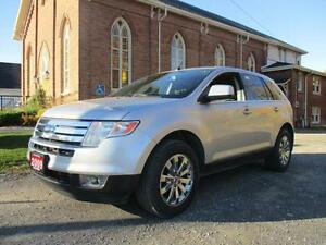 2009 Ford Edge Limited - AWD-LEATHER-CERTIFIED