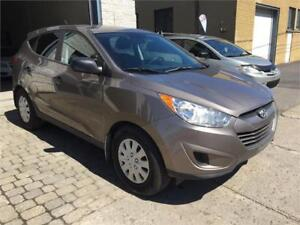 2011 HYUNDAI TUCSON***4 CYLINDRES+MAGS+AUTOMATIQUE+8700$***