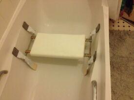 BATH SEAT / BATH BOARD ELDERLY DISABILITY