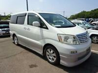 TOYOTA ALPHARD 3.0 MZ 2WD HIGH SPEC 2/2003 7 SEATS GRADE 4 IN UK