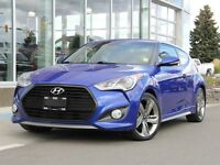 2013 Hyundai VELOSTER Certified | One Owner | Navigation | Rear