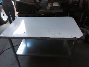 Stainless Steel Prep Table, SS Prep Table