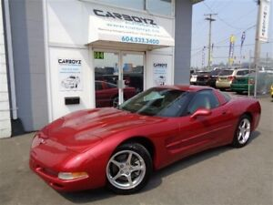 2004 Chevrolet Corvette Only 70,213 Kms!! Extra Clean!! No Accid