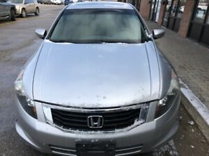2008 Honda Accord NO ACCIDENT Certified
