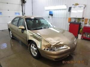 PARTING OUT. 1999 Oldsmobile Intrigue GL. TOTAL LOSS