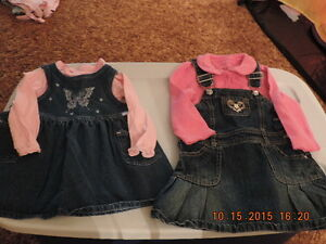 Girl's Size 24 month Winter Dresses London Ontario image 2