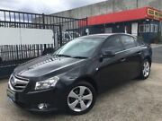 2010 Holden Cruze JG SOLD AUTOMATIC LOW KLMS CDX Black 6 Speed Automatic Sedan Woodridge Logan Area Preview
