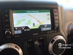 2014 Jeep Wrangler SAHARA/AUTOMATIC/ NAVIGATION/ COLOUR MATCH FR Edmonton Edmonton Area image 15