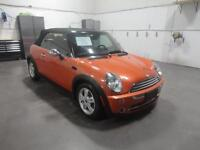 2006 Mini Cooper Convertible (Cuir,Sensor,Full)