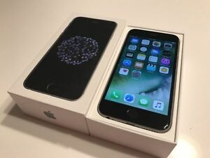 SPACE GREY Apple iPhone 6 - BELL / VIRGIN / ROGERS / CHATR