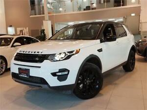 2017 Land Rover Discovery Sport HSE-4X4-NAVIGATION-CAMERA-PANO R