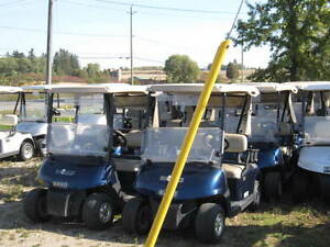 SALE! 2008 EZGO RXV 48v Electric Golf Cart Patriot Blue Kitchener / Waterloo Kitchener Area image 7