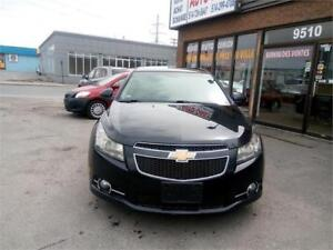 2012 CHEVROLET CRUZE RS  4 CYL, 1,4