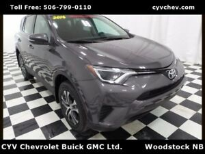 2016 Toyota RAV4 LE AWD - $13/Day