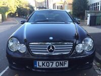 Mercedes C180 Kompressor Coupe - Low Miles FSH, Leather, Panoramic Roof!!!