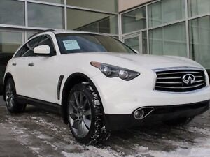 2013 Infiniti FX37 DELUXE TOURING/NAVIGATION/AROUND VIEW/HEATED
