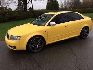 Audi S4 Manuel 6