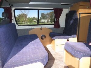 2004 Toyota Hiace Frontline Camper – 5 SEATS Glendenning Blacktown Area Preview