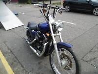 2006 Harleydavidson sportster 1200cc