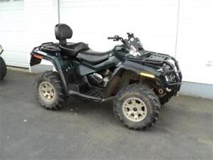 2008 Can Am Outlander 650 Max XT