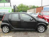 SMART FORFOUR HATCHBACK 1.1 Coolstyle 5dr (black) 2006