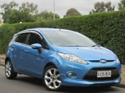 2010 Ford Fiesta WT Zetec Blue 5 Speed Manual Hatchback Thorngate Prospect Area Preview