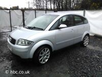 Audi A2 1.6fsi 16v 2004 For Breaking