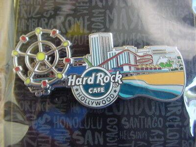 Hard Rock Cafe Hollywood Pier Ferris Wheel Brand New On Card
