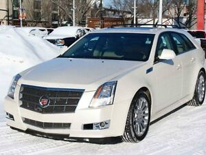 2010 Cadillac CTS AWD WAGON EVERY OPTION FINANCE AVAILABLE