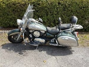 2006 Kawasaki Vulcan Nomad 1600 for sale