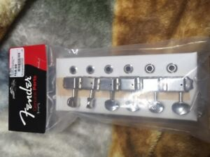Vintage Locking Tuners For Tele & Strat SOLD